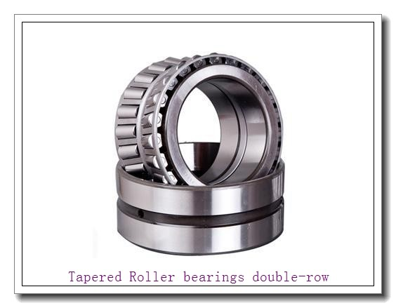 EE820085 820161CD Tapered Roller bearings double-row