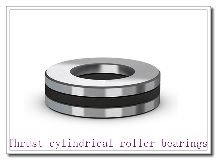 811/1120 Thrust cylindrical roller bearings