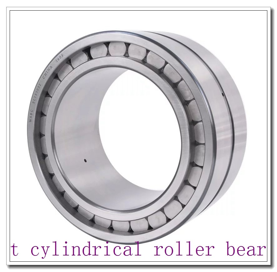 81280 Thrust cylindrical roller bearings