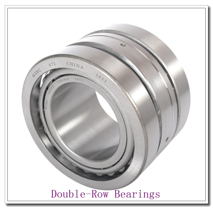850KDE1201+L DOUBLE-ROW BEARINGS