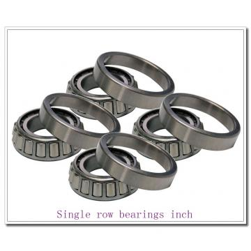 74550/74850 Single row bearings inch