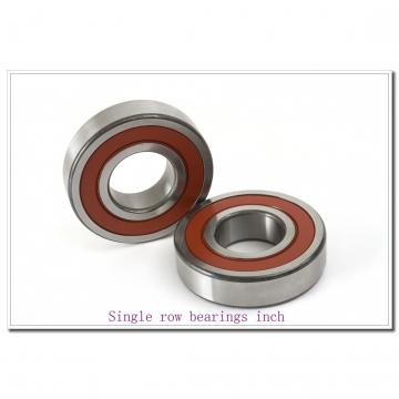 74525/74846X Single row bearings inch