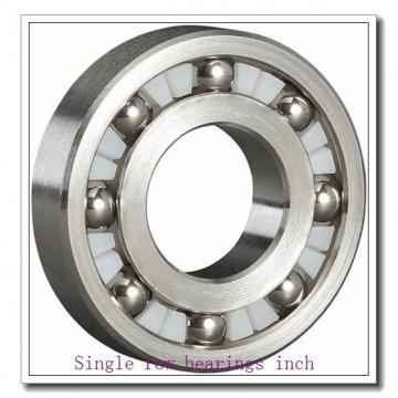 898/892 Single row bearings inch