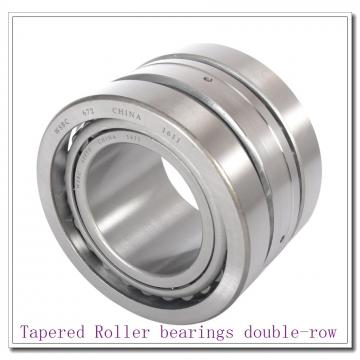 566 563D Tapered Roller bearings double-row