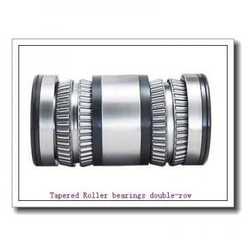 25581 25520D Tapered Roller bearings double-row