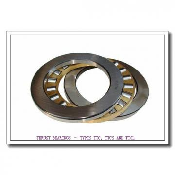 T136 THRUST BEARINGS – TYPES TTC, TTCS AND TTCL