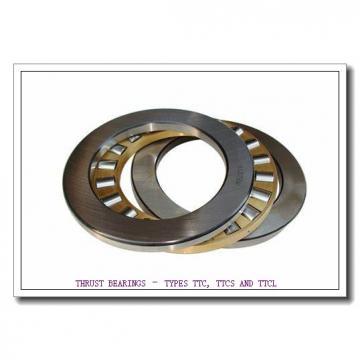 T201 THRUST BEARINGS – TYPES TTC, TTCS AND TTCL