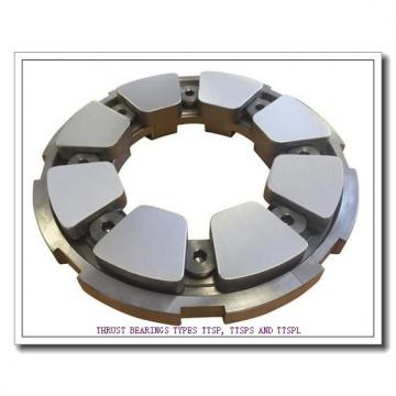 T105 THRUST BEARINGS TYPES TTSP, TTSPS AND TTSPL