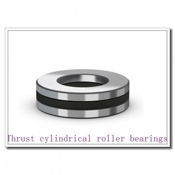 811/1120 Thrust cylindrical roller bearings