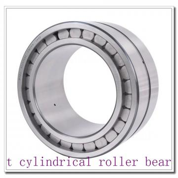 81180 Thrust cylindrical roller bearings