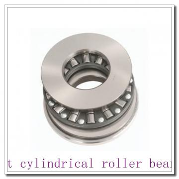 9280 Thrust cylindrical roller bearings