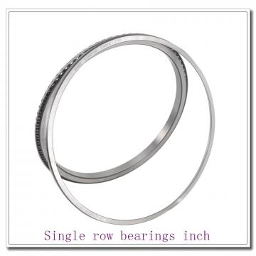 590900/591326 Single row bearings inch