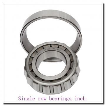 48686/48620 Single row bearings inch