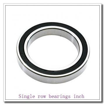 95527A/95975 Single row bearings inch