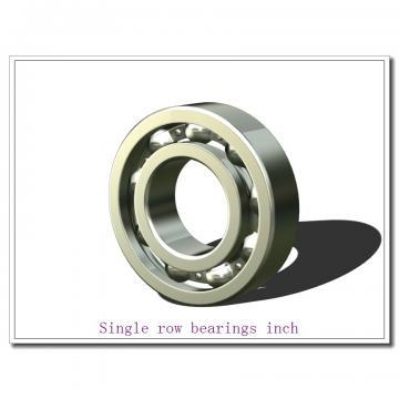 93787/93126 Single row bearings inch