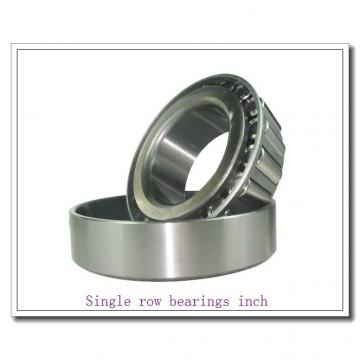 HM237545/HM237510 Single row bearings inch