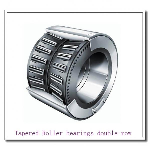 DX355312 DX295661 Tapered Roller bearings double-row #2 image
