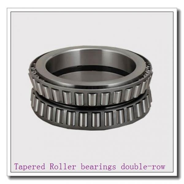DX355312 DX295661 Tapered Roller bearings double-row #1 image
