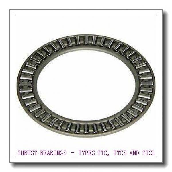 T177A THRUST BEARINGS – TYPES TTC, TTCS AND TTCL #3 image