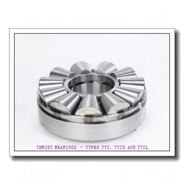 T177A THRUST BEARINGS – TYPES TTC, TTCS AND TTCL #2 image
