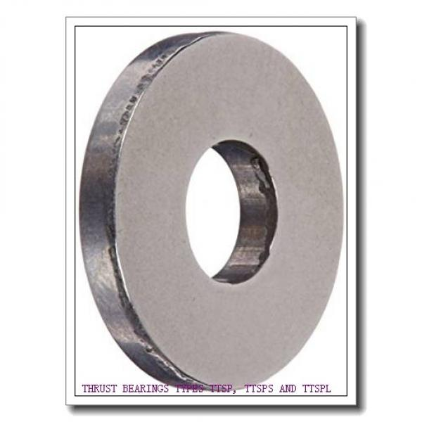 T76 THRUST BEARINGS TYPES TTSP, TTSPS AND TTSPL #1 image