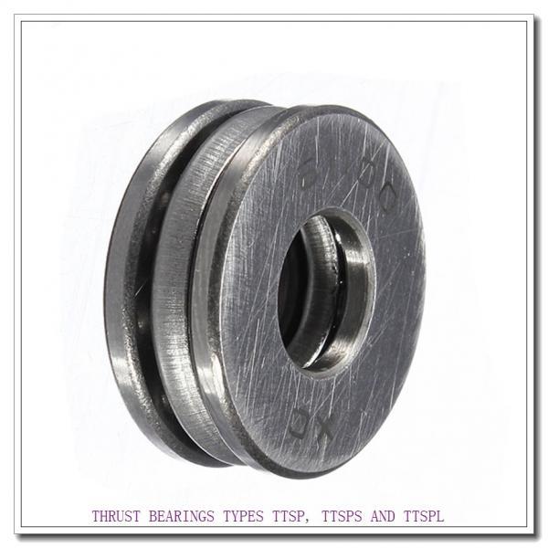 T113X THRUST BEARINGS TYPES TTSP, TTSPS AND TTSPL #2 image
