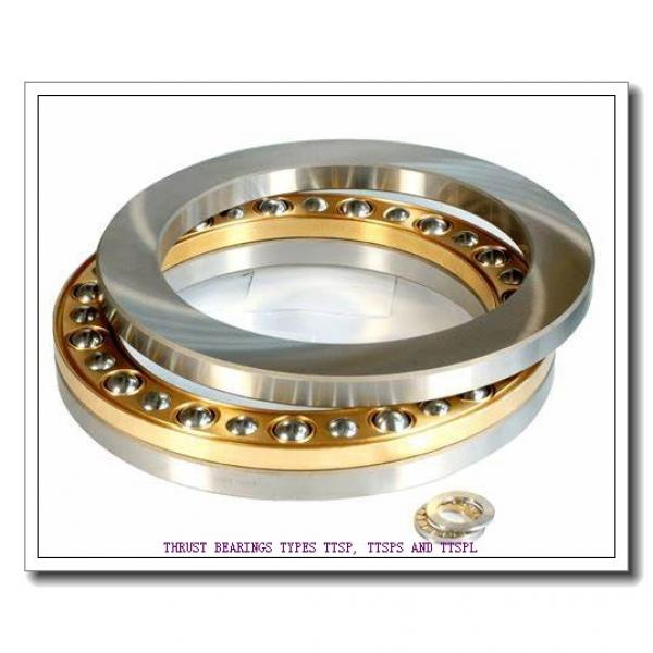 T76 THRUST BEARINGS TYPES TTSP, TTSPS AND TTSPL #2 image