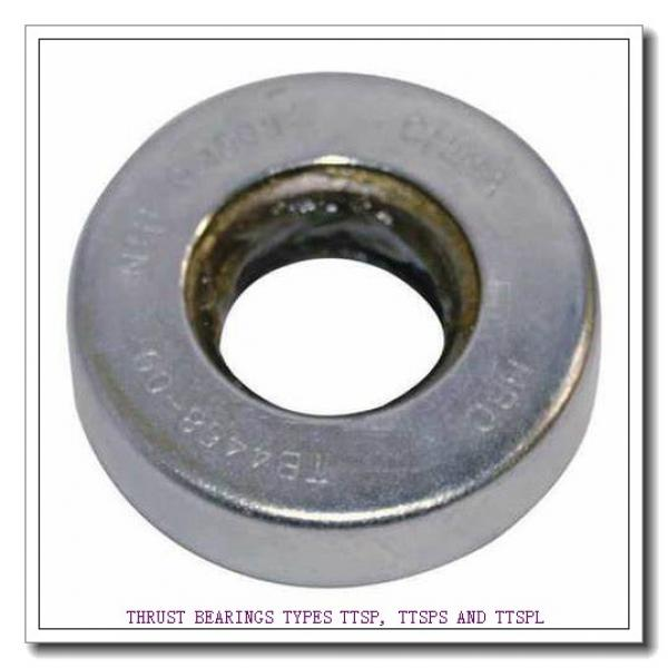T142 THRUST BEARINGS TYPES TTSP, TTSPS AND TTSPL #3 image
